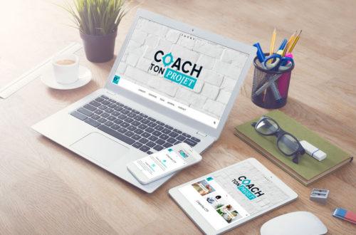 Mirco-entreprise : Coach Ton Projet sur PC, smartphone et tablette