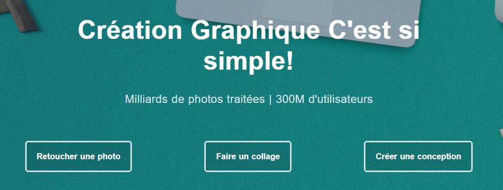 Fotojet : outil de création graphique gratuit