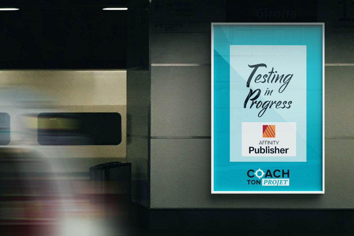 J'ai testé Affinity Publisher